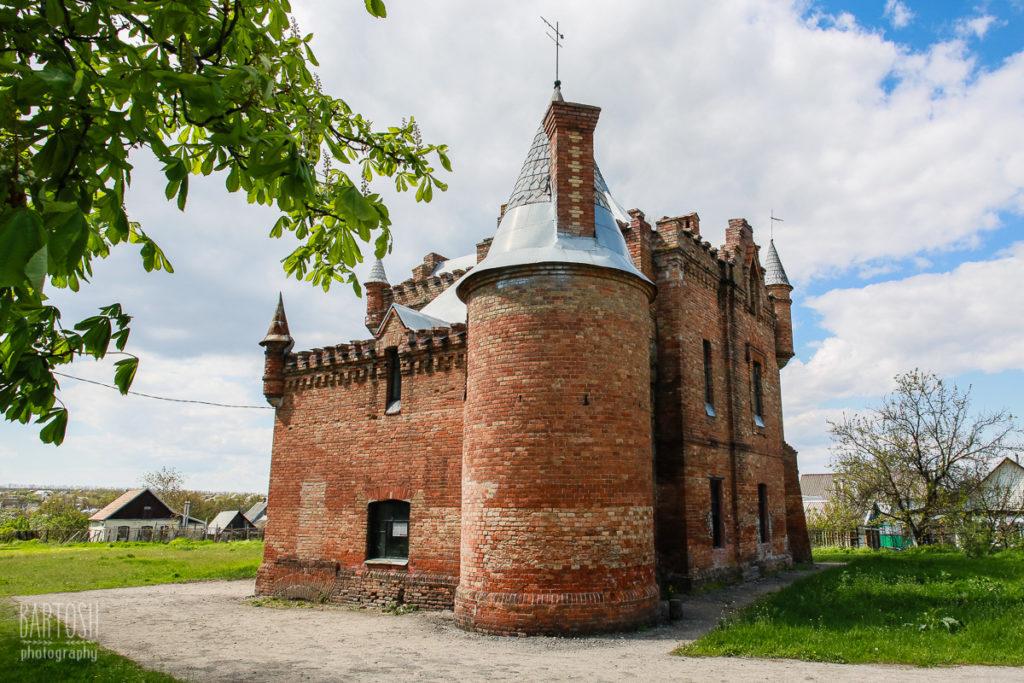 Екскурсія в замок Попова з Дніпра