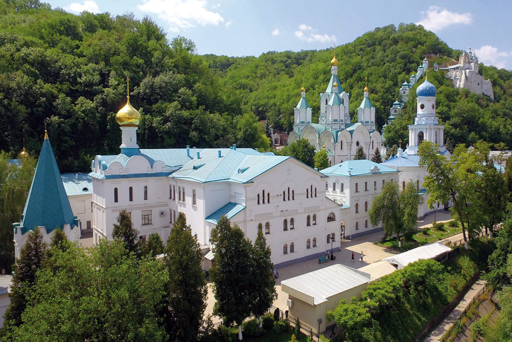 Поїздка до Святогірської лаври ✓ Екскурсія з Дніпра