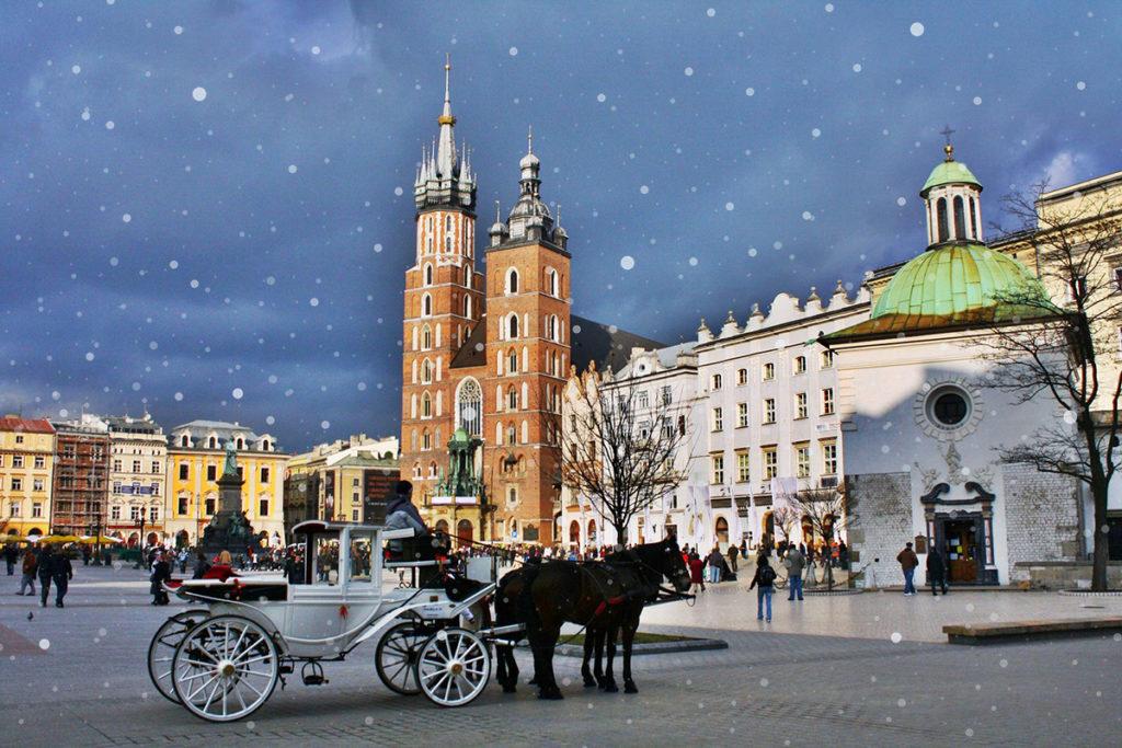 Тури до Кракова з Дніпра