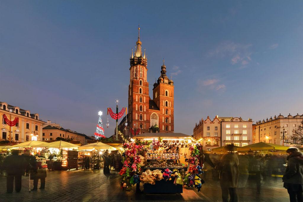 Екскурсії у Кракiв