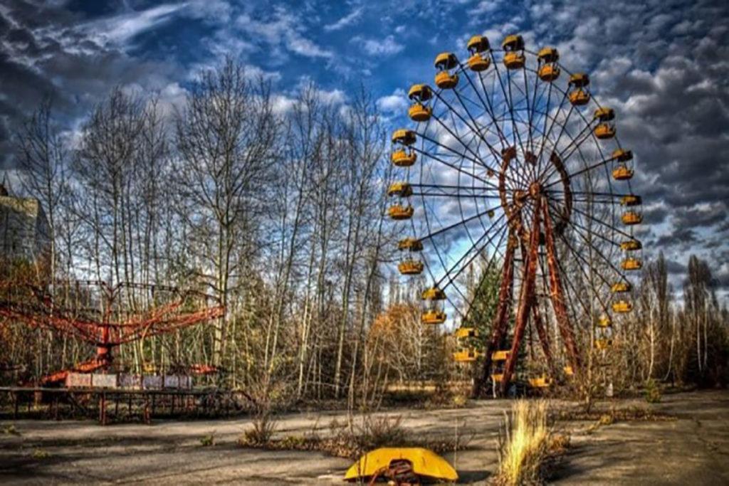 Екскурсiї у Чорнобиль