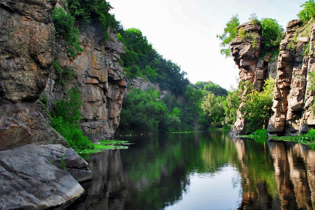 Буцький каньон