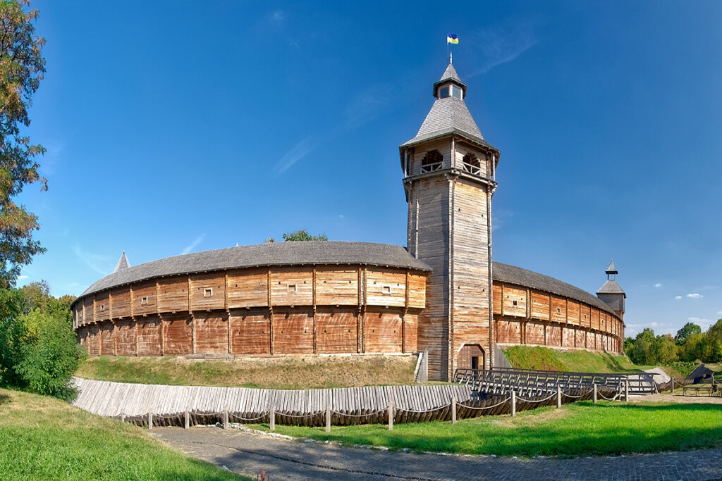 батуринская фортеця
