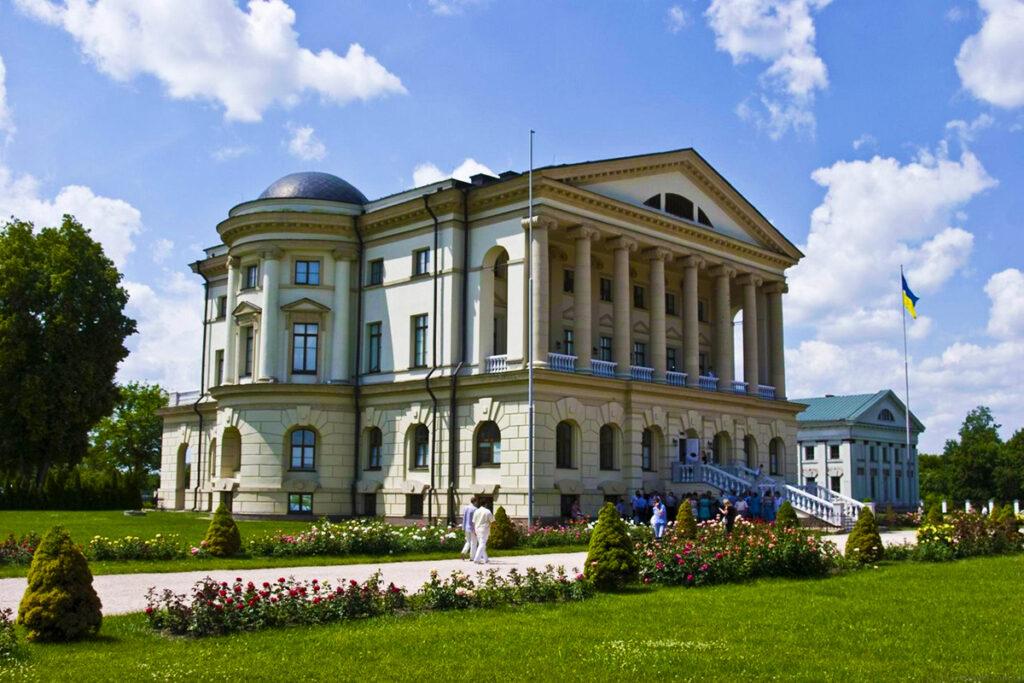 резиденція Дем'яна Многогрішного