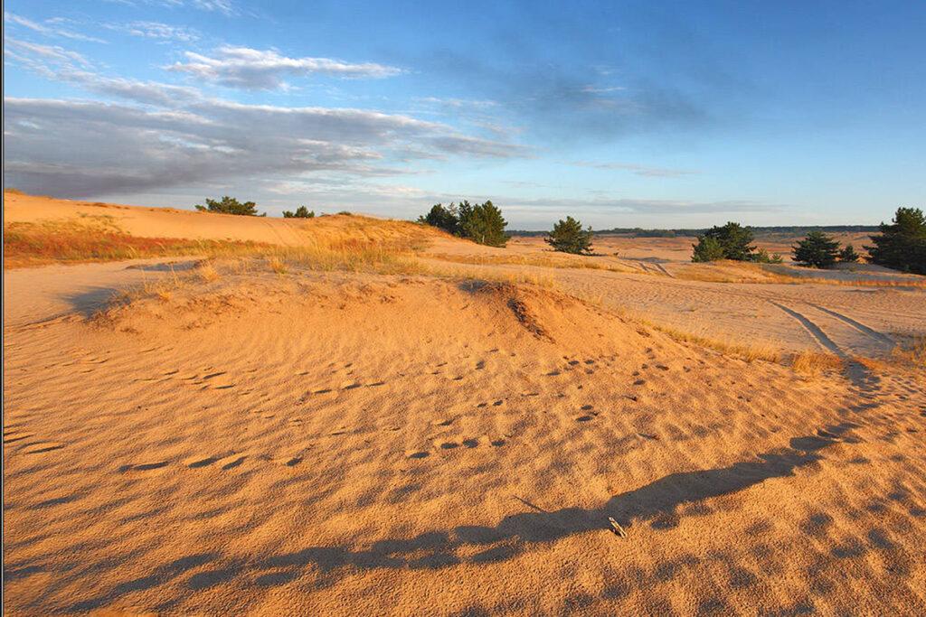 Кицевська пустеля